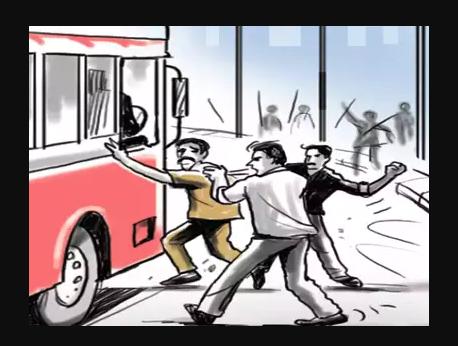 moral policing attack
