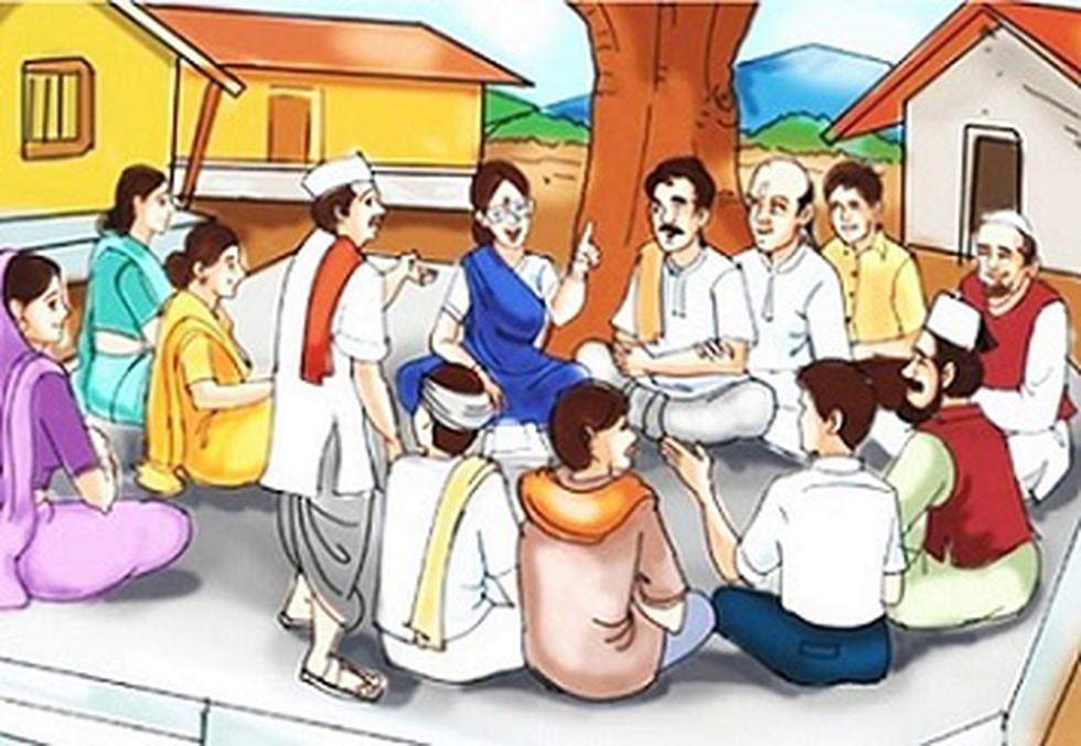 karnataka_gram_panchayat